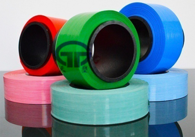 Unsintered PTFE insulated tape